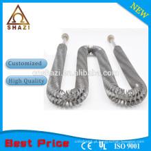 Aquecedor aquecedor tubular elemento de aquecimento elétrico