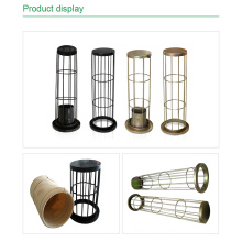 jaula de bolsa de filtro para la casa de bolsas de polvo