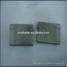 CNC mecanizado de piezas de titanio de fresado / componentes, piezas de titanio cnc mecanizado de servicio Fabricante