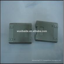 Usinage CNC usinage pièces / composants en titane, pièces en titane service d'usinage cnc Fabricant
