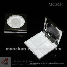 MC5050 Square Blush case empty cosmetic container