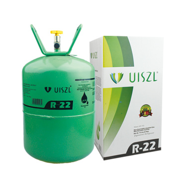 R22 GAS CON CILINDRO DE COLOR NORMAL