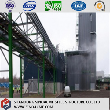 سي معتمد تصميم المهنية الثقيلة بناء الهيكل الصلب