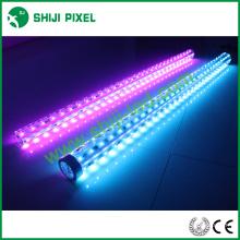Iluminação do tubo da barra da vara do diodo emissor de luz de 57mm OD 42mm ID 180leds ou de 360leds RGB para o carro abundante