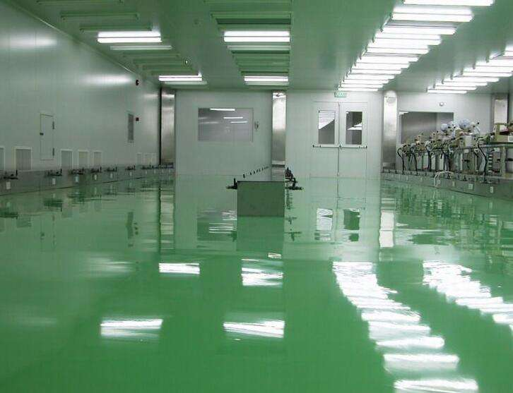 Factory Epoxy Anti Static Thin Coating Finish