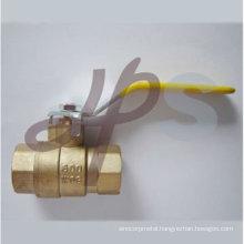 full port brass ball valve