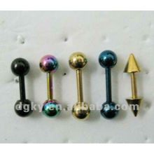 surgical steel earring studs