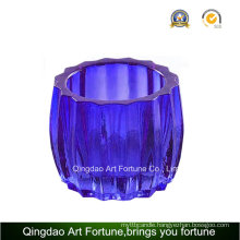 Printed Ribbed Tealight Candle Holder Supplier