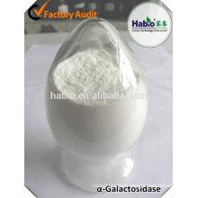 enzyme galactosidase