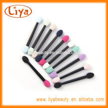customized plastic handle non latex sponge applicator for eye makeup