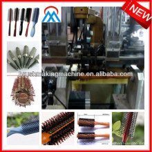 brosse de cheveux faisant la machine / plastique et brosse en bois faisant la machine / brosse en nylon faisant la machine