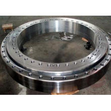Industrial Ring Coupling Forged Spindle Open Die Forging Fo