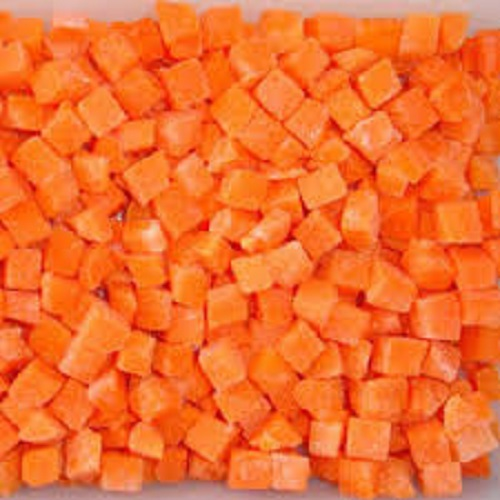 Frozen Carrots