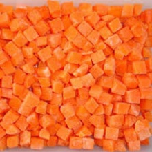 Organic Frozen Diced Carrots