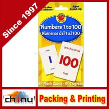 Nombres de 1 à 100 cartes flash enfant plus brillantes (430032)