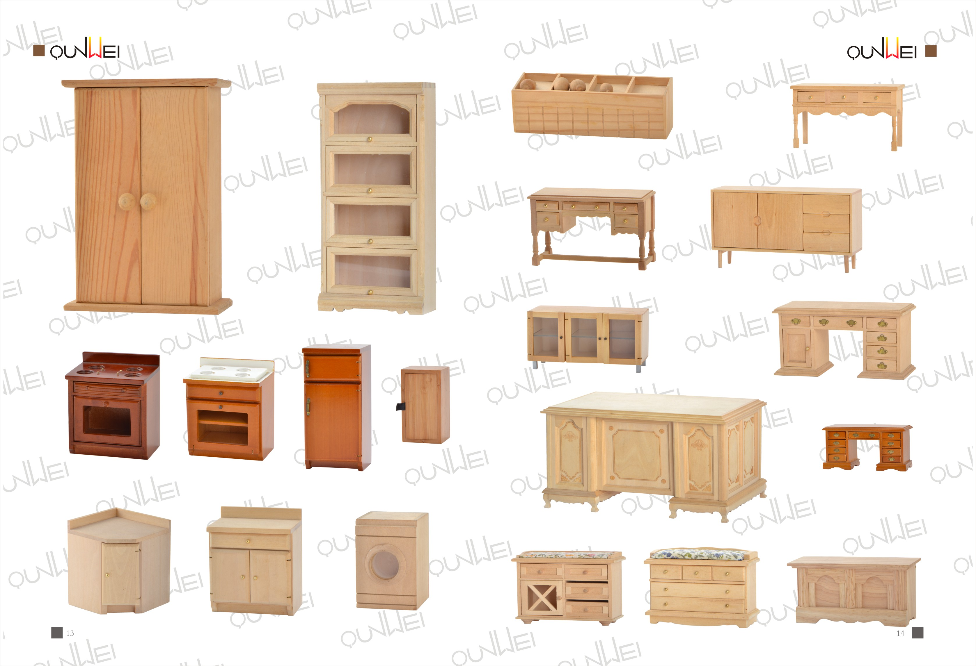 Dollhouse Furniture 4