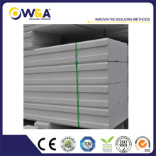 (ALCP-150)China Steel Stucture Precast Lightweight Autoclaved Aerated Concrete ALC Wall Panel