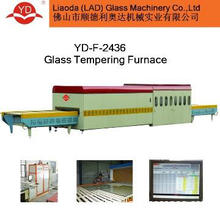 Glass working machine-Flat Glass Tempering - furnace for glass