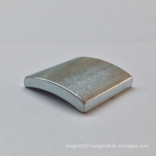 Arc Rare Earth Magnet with RoHS Approved