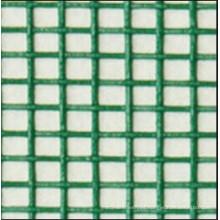 Prueba de ventana de PVC con revestimiento de PVC / Screening de ventana de fibra de vidrio