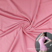 super thin breathable polyamide spandex stretch knitted sexy lingerie fabric