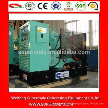 Générateur diesel 100kva approuvé ISO avec ATS