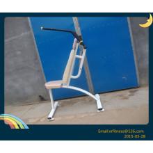 Équipement de forme physique / presse hydraulique d'épaule pour des femmes