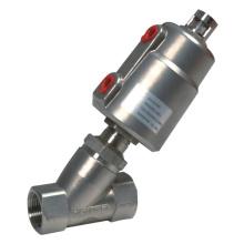 Скос клапан - большой расход, молоток без воды, без шума