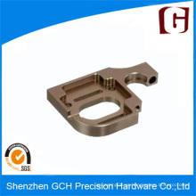 Maquinado de hierro de la parte de acero de la alta calidad 12L14