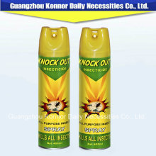 Knock-out Pest Control Insecticide Pest Repeller Spray