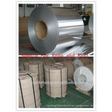 Fabricante de bobinas de aluminio