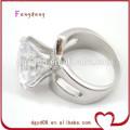 Venta caliente anillo de acero inoxidable fabricante al por mayor