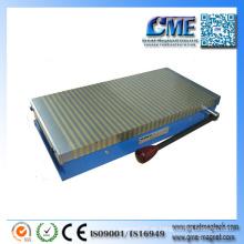Mandos magnéticos permanentes rectos de la máquina del poste central