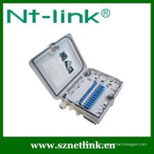 Клеммная коробка для оптоволокна 24-жильного оптоволокна