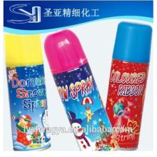 Großhandel umweltfreundliche farbige künstliche Schneespray, Kunstschnee
