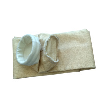 Bolsa de filtro de aire no tejido de poliimida perforada con aguja P84