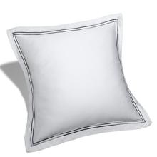 Couvre-oreillers en coton satiné