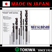Highly efficient drill with long lifespan. Manufactured by Mitsubishi Materials & Kyocera. Made in Japan (diamond core drill)