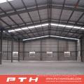 Customized Easy Installationprefab Steel Structure Workshop