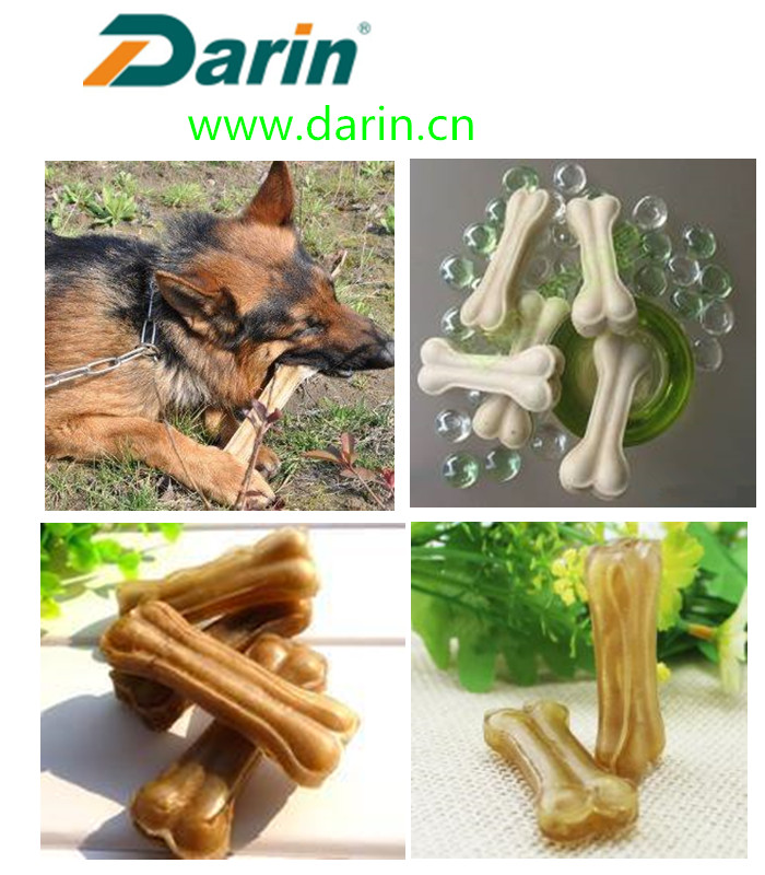 Rawhide Dental Care Snacks Pressmaschine für Hunde