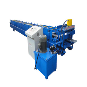best custom steel door frame machine