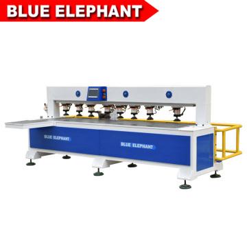 Jinan New Technology CE certificada cnc máquina de perfuração para madeira