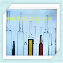 Ampolla de vidrio neutro para la inyección por el tubo de vidrio neutro