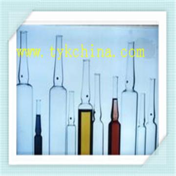 Neutrale Pharmaglas Ampulle Injektionslösung durch neutrale Glasrohr