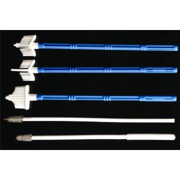 Cepillos desechables de citología de nylon suave (0010-0003)