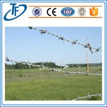 Fábrica de alambre de púas