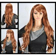 Onda do corpo de peruca de cabelo sintético popular (HQ-SW-BW1)