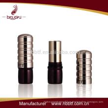 LI20-22 2015 nuevo cosméticos de lujo cosméticos de metal vacío lápiz labial mayorista de la elección del proveedor