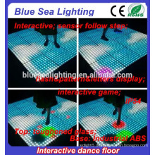 Disco-sensible dmx abnehmbare Outdoor machen beleuchtete Tanzfläche