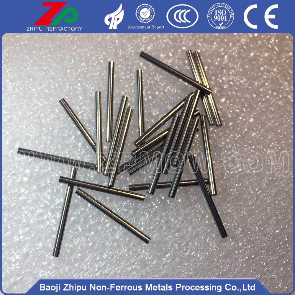 Fine Ground Polished Surface Molybden Rod Bars